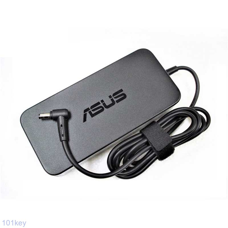 Блок питания (AC Adapter) Asus a17-180p1a 19.5v 9.23a 180W 6.0-3.7mm with pin slim original для ноутбуков Asus GL504GM, GL504GV, GL703GM, GL704GM, GM501GM, GX531GM, GL704GV